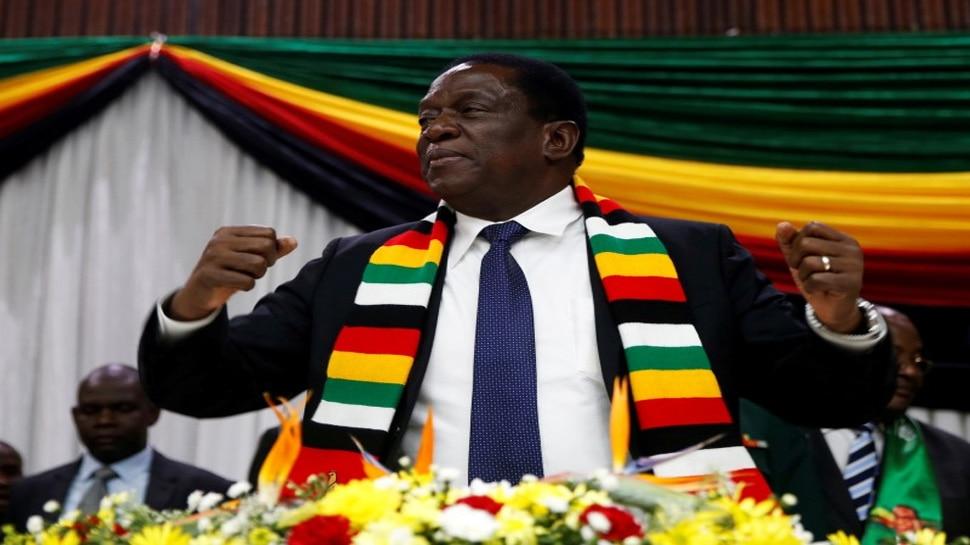 चुनावी रैली में बम धमाके में बाल-बाल बचे जिम्बाब्वे के राष्ट्रपति, उप-राष्ट्रपति जख्मी