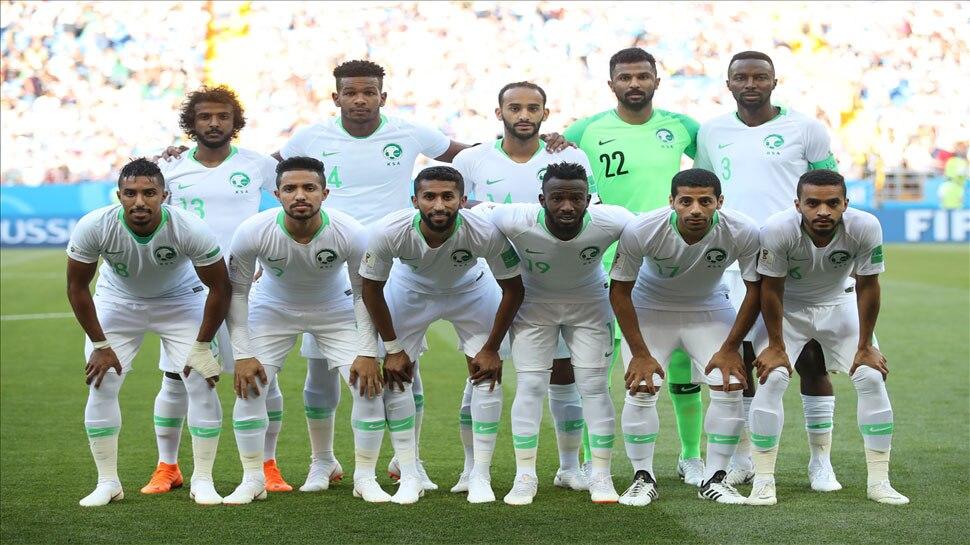 फीफा विश्व कप : सऊदी अरब ने जीत के साथ किया टूर्नामेंट का अंत