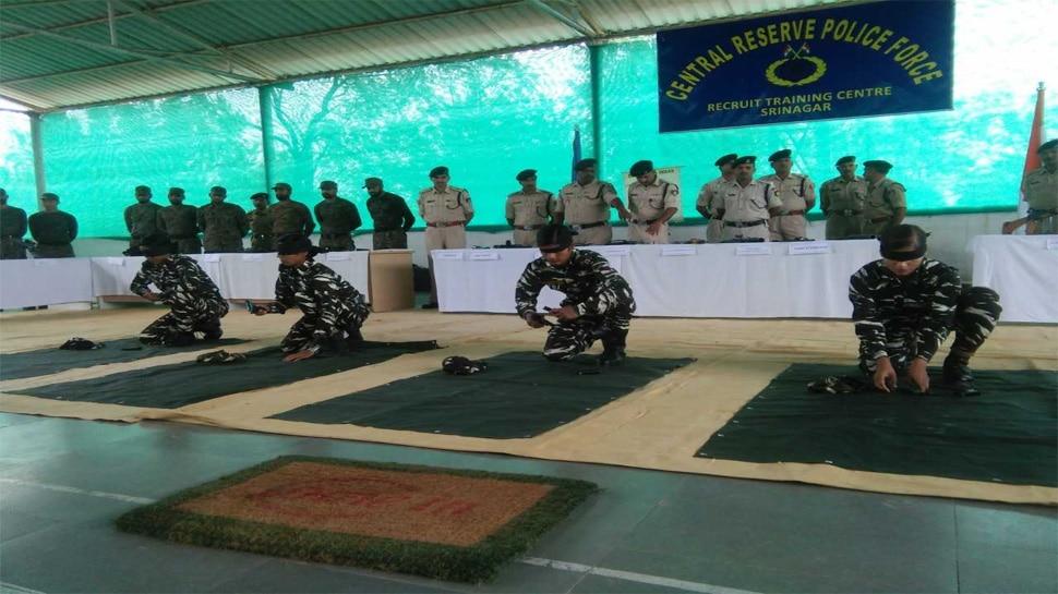 पहली बार कश्मीर में पत्थरबाजों से निपटेंगी CRPF की महिला कमांडो