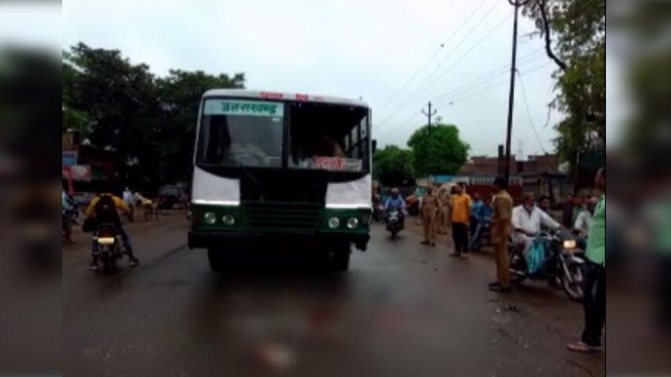 सहारनपुर में रोडवेज बस ने ई-रिक्शा को मारी टक्कर, दो छात्रों की मौत, 6 छात्र घायल