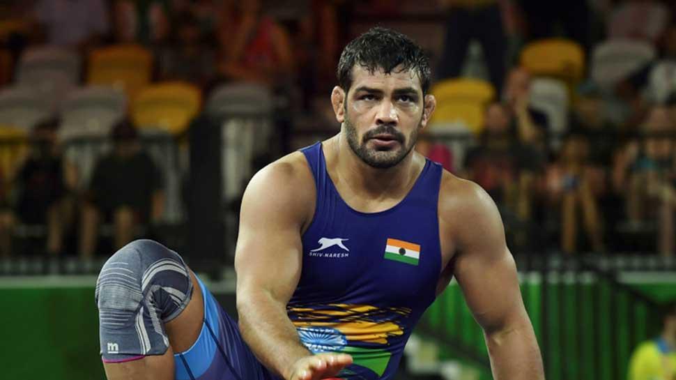 पहलवान सुशील कुमार को लगा तगड़ा झटका, चार साल में पहली बाउट हारे