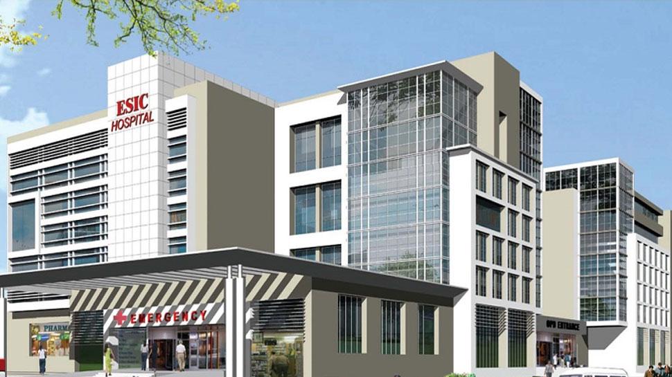 बिहटाः पहले चरण में निर्मित 50 बेड वाले ESIC अस्पताल का शनिवार को होगा उद्घाटन