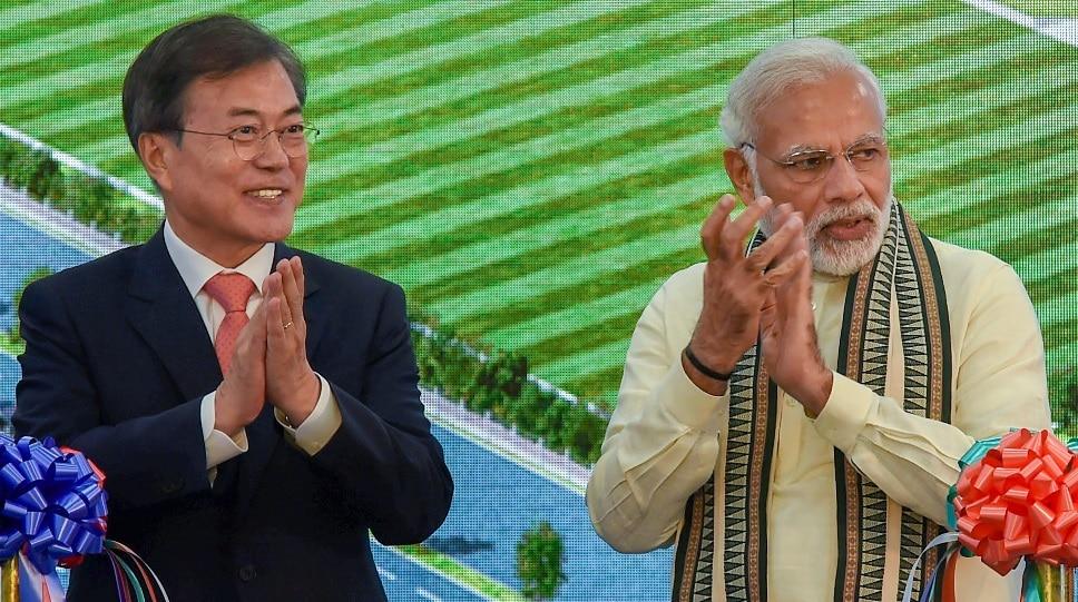 दक्षिण कोरिया के राष्ट्रपति ने की पीएम मोदी के दोबारा प्रधानमंत्री बनने की भविष्यवाणी