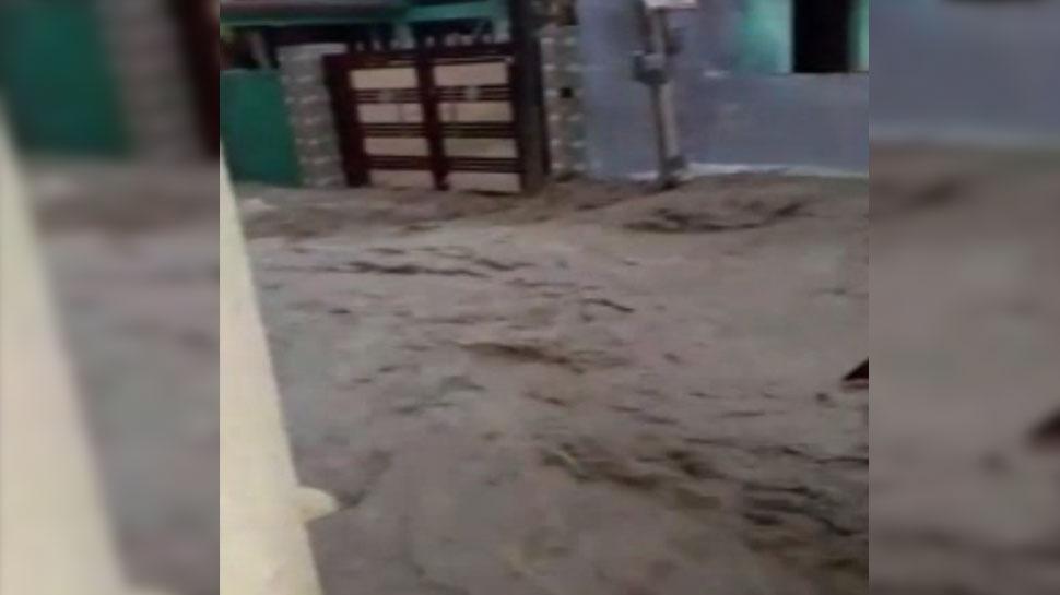 देहरादून में बारिश ने मचाया कहर, सात लोगों की मौत, जनजीवन ठप्प