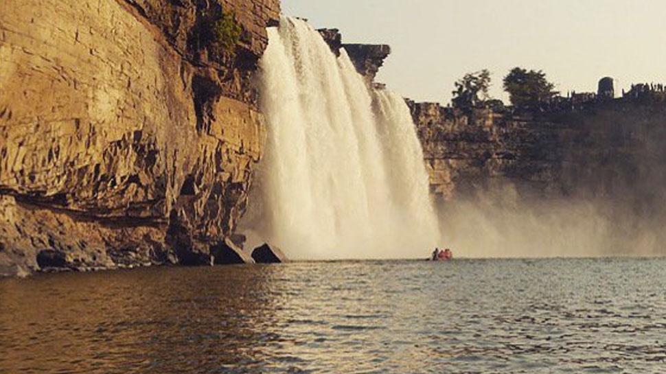 Monsoon Travel destination chitrakoot falls