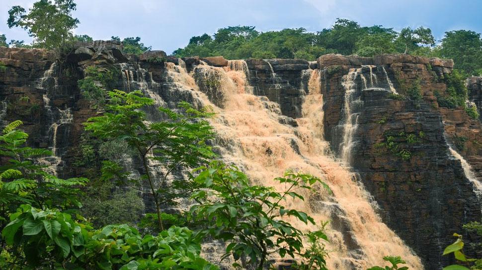 niagara falls of india chitrakoot falls