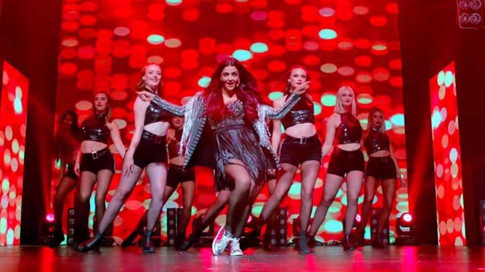Video: 'फन्ने खां' का पहला गाना रिलीज, रॉकस्टार अंदाज में दिखीं ऐश्वर्या राय बच्चन