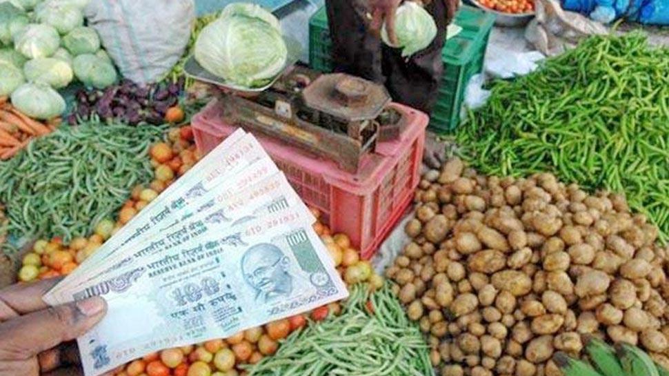 साढ़े 4 साल के रिकॉर्ड स्तर पर महंगाई, आलू-प्याज से खाने-पीने तक सभी के दाम  बढ़े | बिजनेस News in HindiWPI inflation at 4.5-year high, grows 5.77% in  June | साढ़े 4