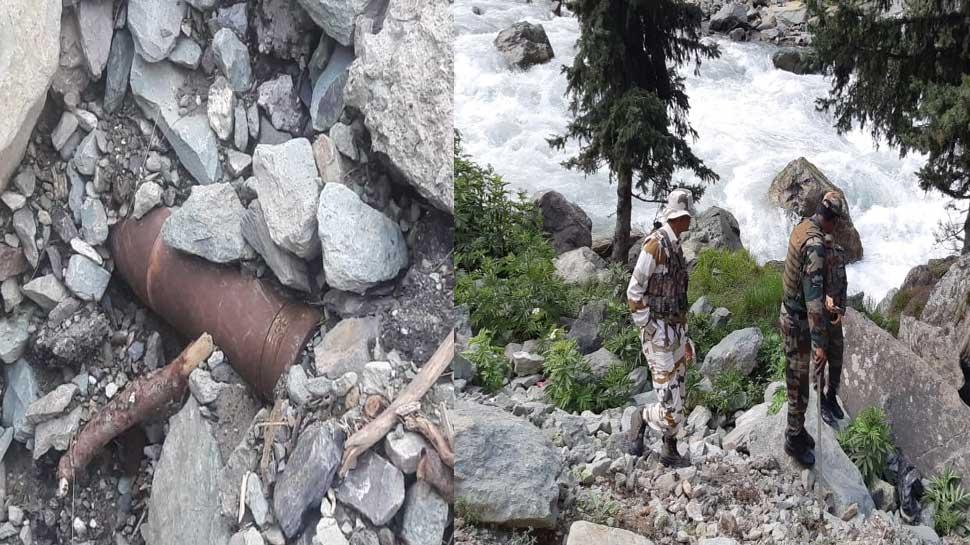 अमरनाथ यात्रा मार्ग पर 'बड़ी साजिश' नाकाम,  ITBP ने खोजा मोर्टार सेल, सेना ने किया निष्क्रिय