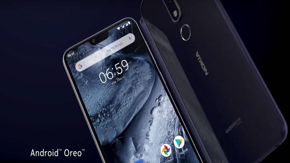 Nokia 6.1 Plus RAM and memory