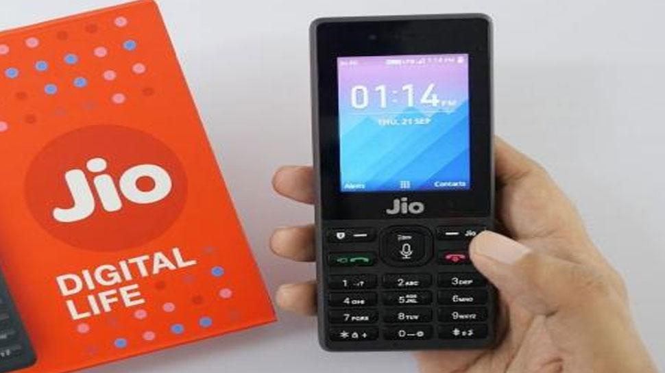 Reliance JIO Rs 54 prepaid pack