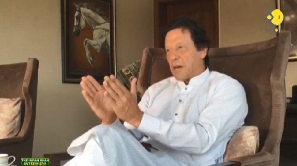 EXCLUSIVE: पाकिस्तान से तनाव के लिए मोदी सरकार जिम्मेदार- इमरान खान