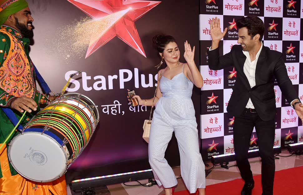 Ye Hai Mohabbatein celebrate 1500 Episodes success party with star cast