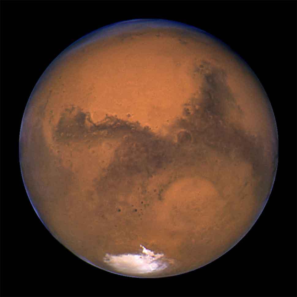 Liquid water found on Mars-2