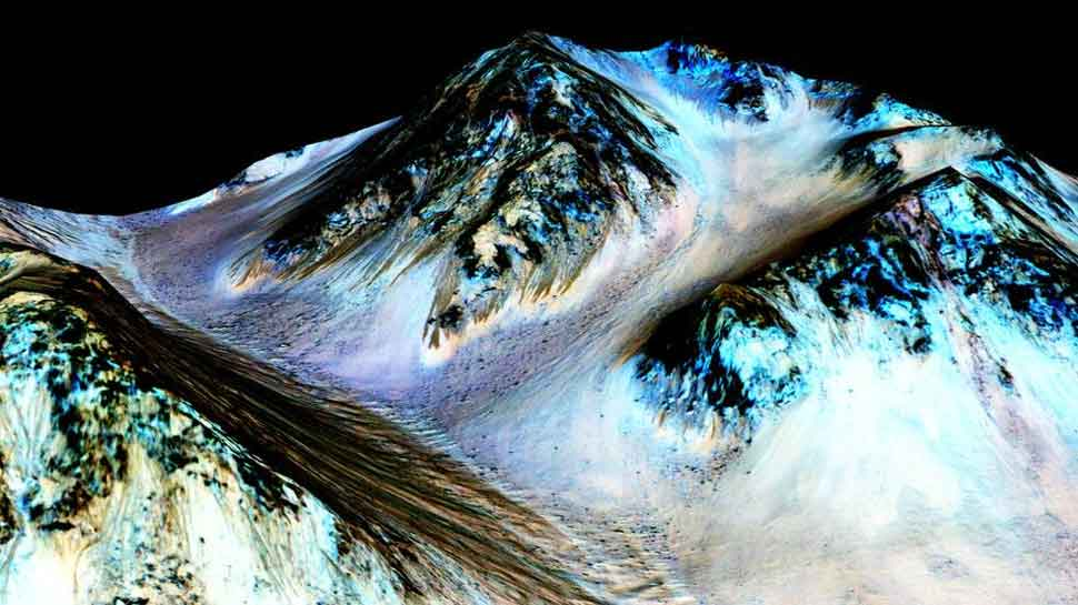 Liquid water found on Mars-3