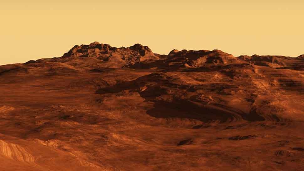 Liquid water found on Mars-6