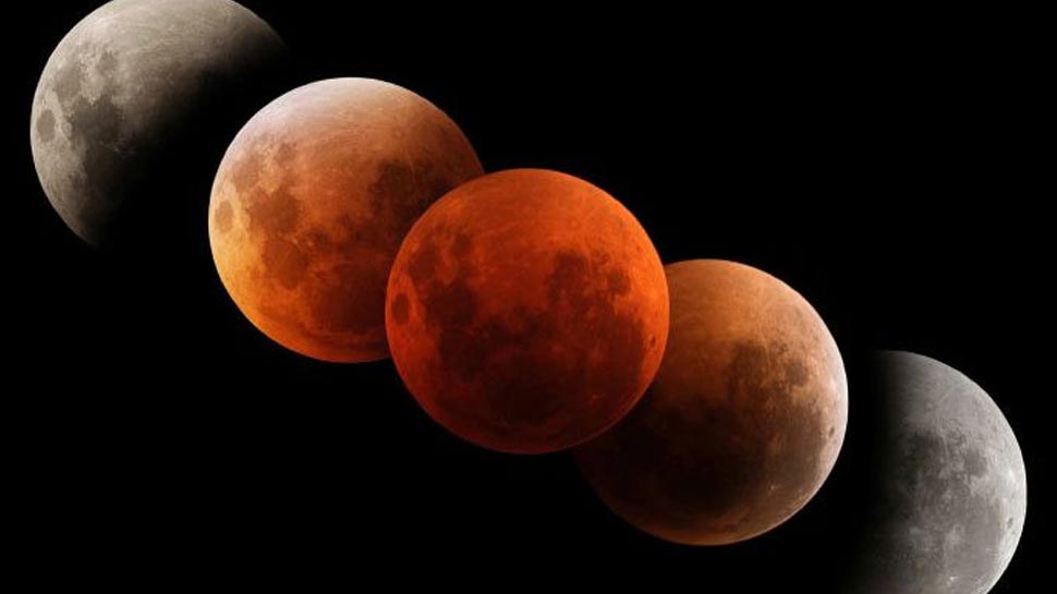 Lunar Eclipse 2018: You can Watch Live by this method