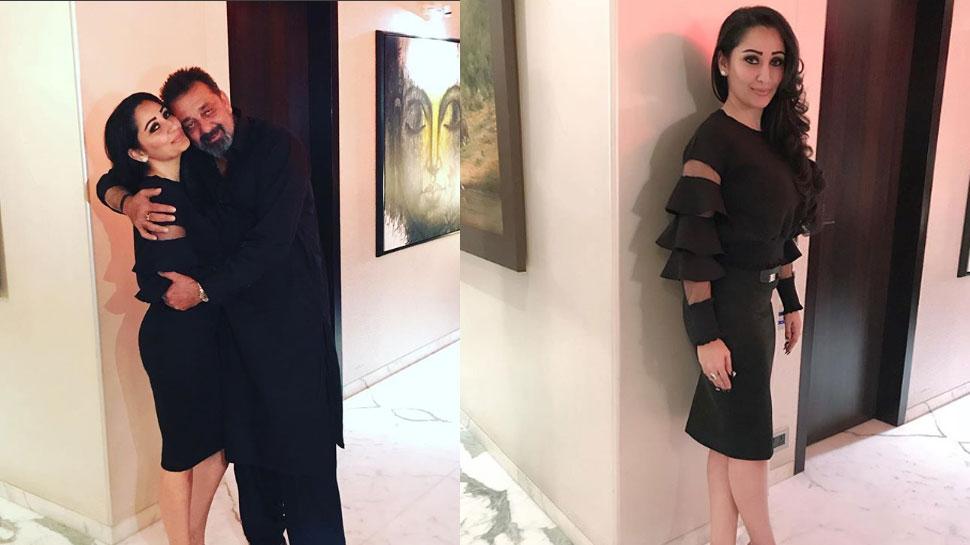 बर्थडे पर संजय दत्त को कुछ यूं किया पत्नी ने विश, शेयर की रोमांटिक तस्वीरें और मैसेज