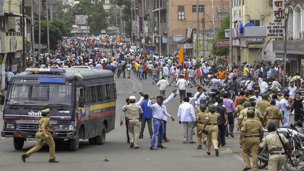 आरक्षण की मांग कर रहे मराठा संगठनों का ऐलान,  9 अगस्त को होगी मुंबई में विशाल रैली
