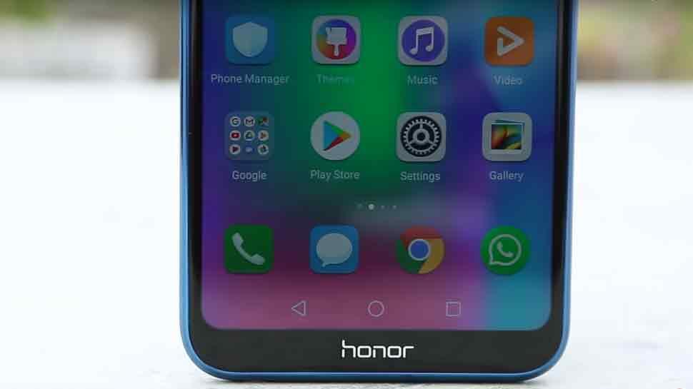 Honor 9N camera
