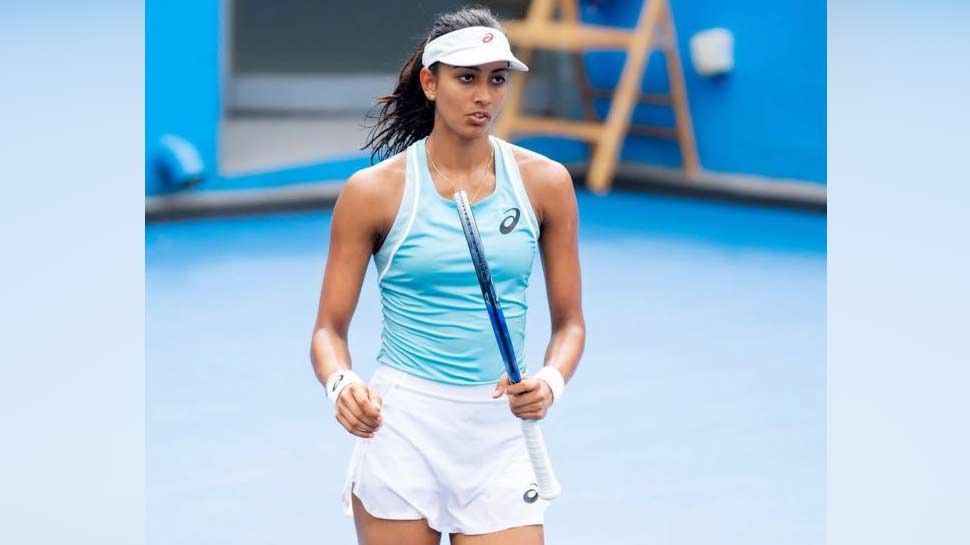 WTA रैंकिंग: टेनिस प्लेयर करमन कौर टॉप-200 खिलाड़ियों में शामिल