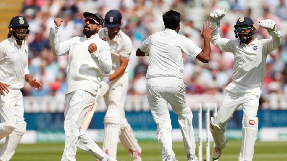 team India finished england before 300
