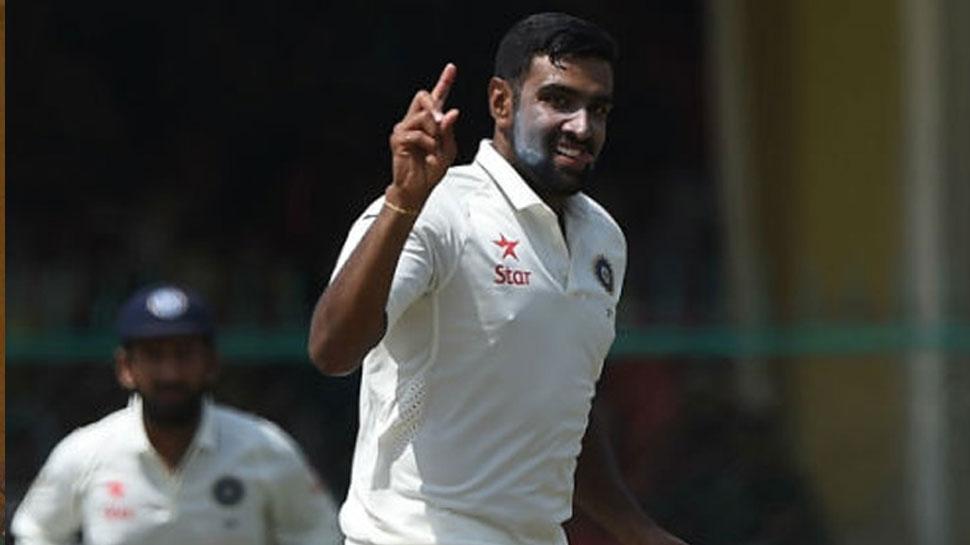 R Ashwin took 9th wicket