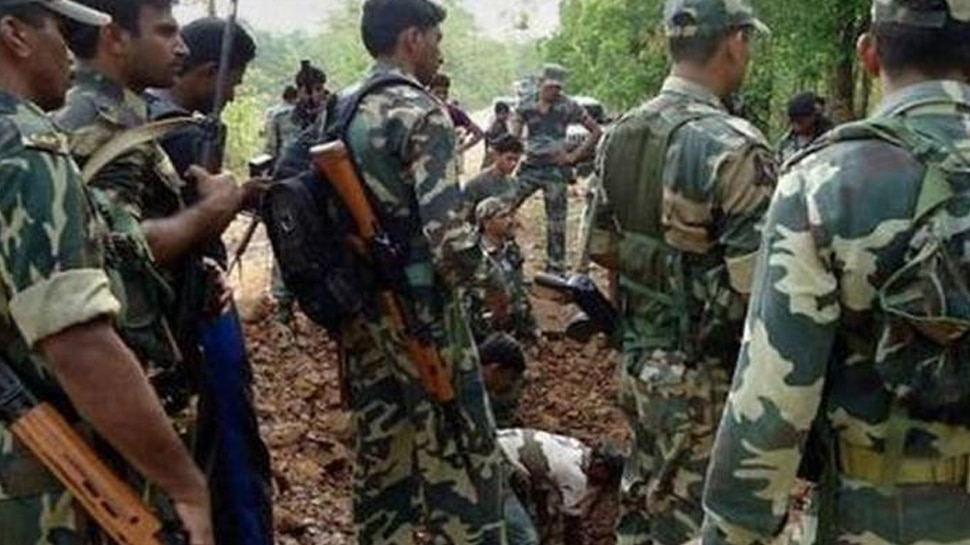 छत्तीसगढ़ः सुरक्षाबलों का बड़ा ऑपरेशन, मुठभेड़ में मार गिराए 15 नक्सली