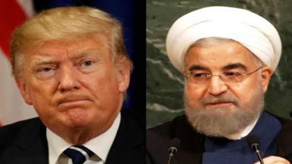 ईरान ने कहा- अमेरिका प्रतिबंध लगाने की घोषणा से फिर अलग-थलग पड़ा
