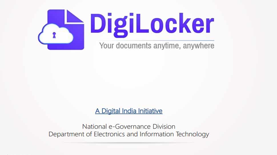 create DigiLocker Account