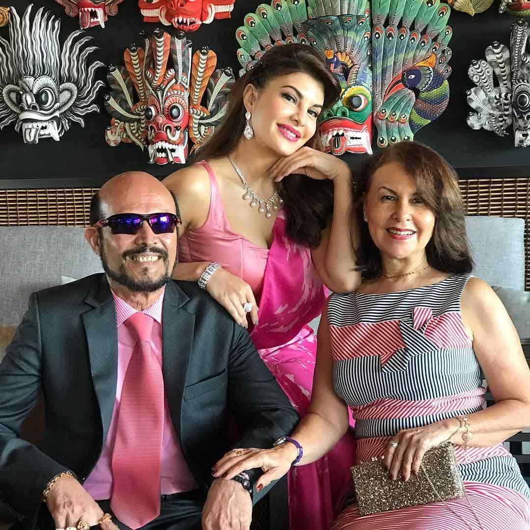 Jacqueline Fernandez On Holiday