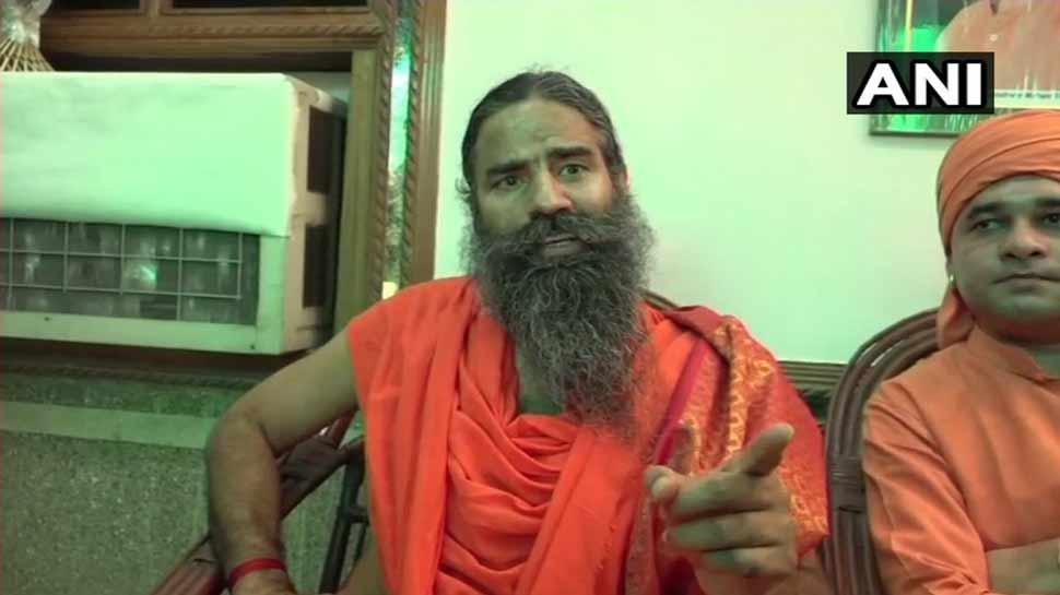 योगगुरु रामदेव बोले, 'अगर रोहिंग्या भारत में बस गए, तो 10 कश्मीर और तैयार हो जाएंगे'