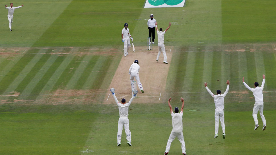 Lords Test, India vs England