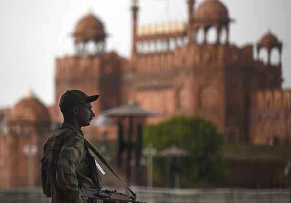 Delhi police advisory on 15 August