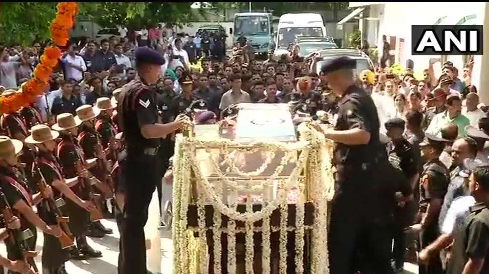 BJP patriarch Atal Bihari Vajpayee