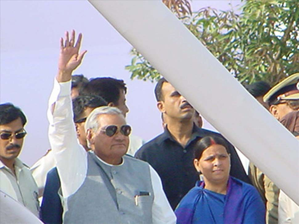 Atal Bihari Vajpayee Passed Away India