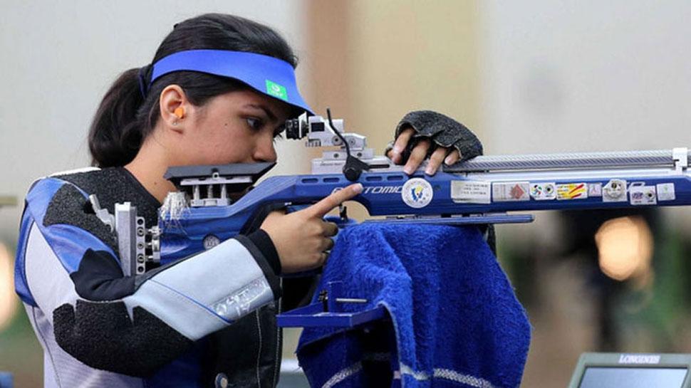 एशियाई खेल 2018 : शूटिंग में भारत की शानदार शुरुआत, अपूर्वी-रवि फाइनल में