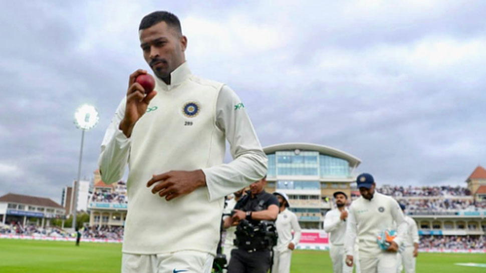 Hardik Pandya, India vs England