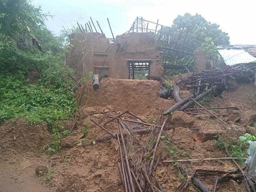 Kota, Rajasthan News, Rainfall, Flood Situation