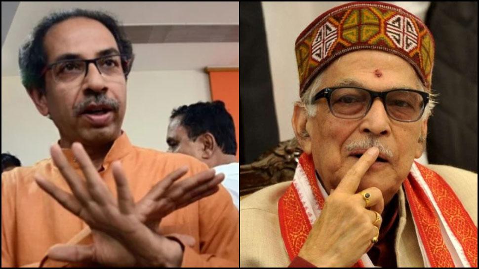 उद्धव ठाकरे को मनाने पहुंचे भाजपा के वरिष्ठ नेता मुरली मनोहर जोशी! मातोश्री में की मुलाकात