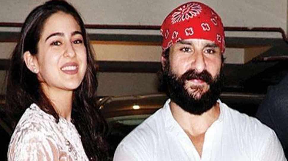 इस फिल्म के लिए सारा अली खान ने अपने पिता के साथ काम करने से किया इनकार