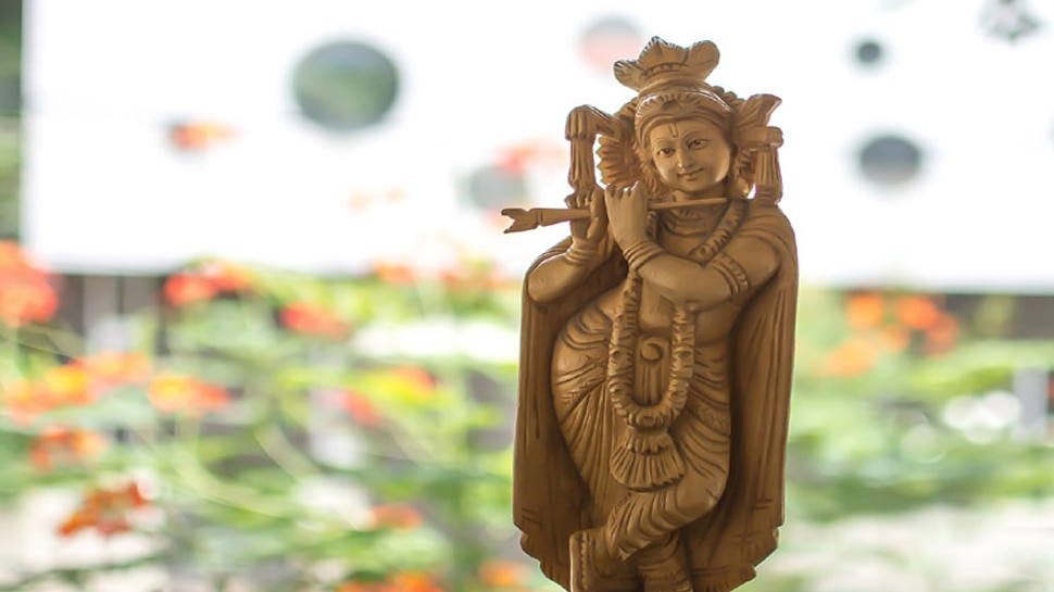 Lord Krishna worship on Janmashtami
