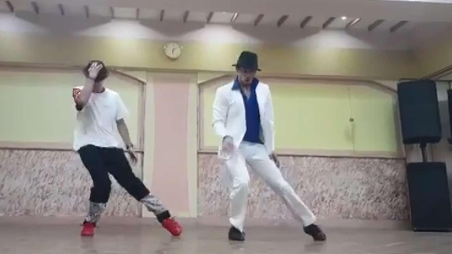 टाइगर श्राफ ने किया माइकल जैक्सन की धुन पर डांस, लाखों बार देखा गया VIDEO