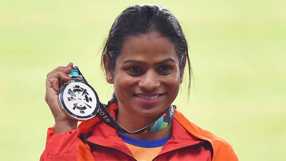 एशियाड में दुती ने जीते सिल्वर, अब ओलंपिक में मेडल जीतना है अगला लक्ष्य