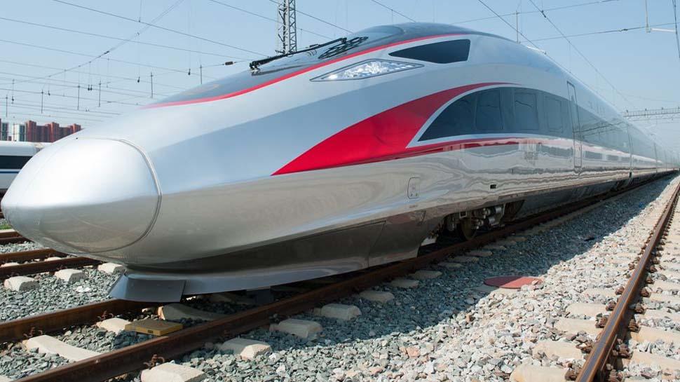 2022 तक देश में दौड़ने लगेगी बुलेट ट्रेन, सबसे पहले इन दो स्टेशन के बीच में दौड़ेगी