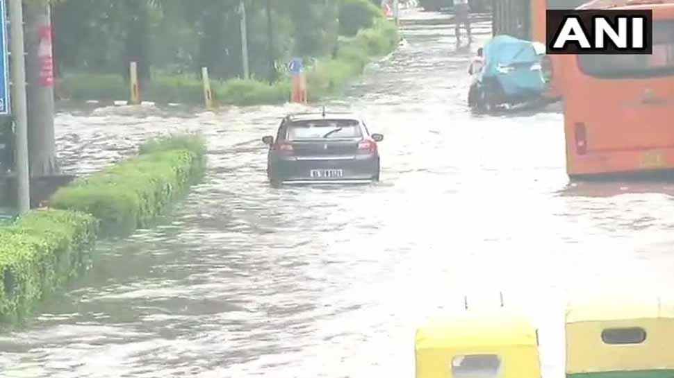 heavy rain in Noida-Ghaziabad too
