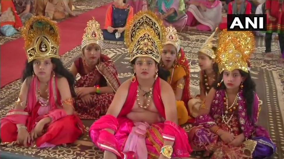 Krishna Janmashtami in Poonch