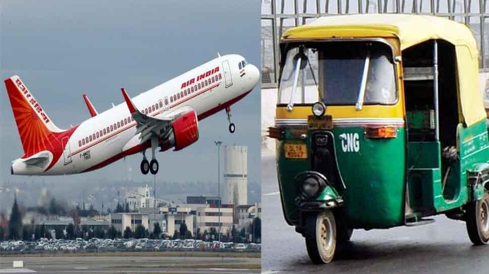 भारत में ऑटो के सफर से भी सस्ती है विमान यात्रा, मंत्री जी ने बताई ये कैलकुलेशन
