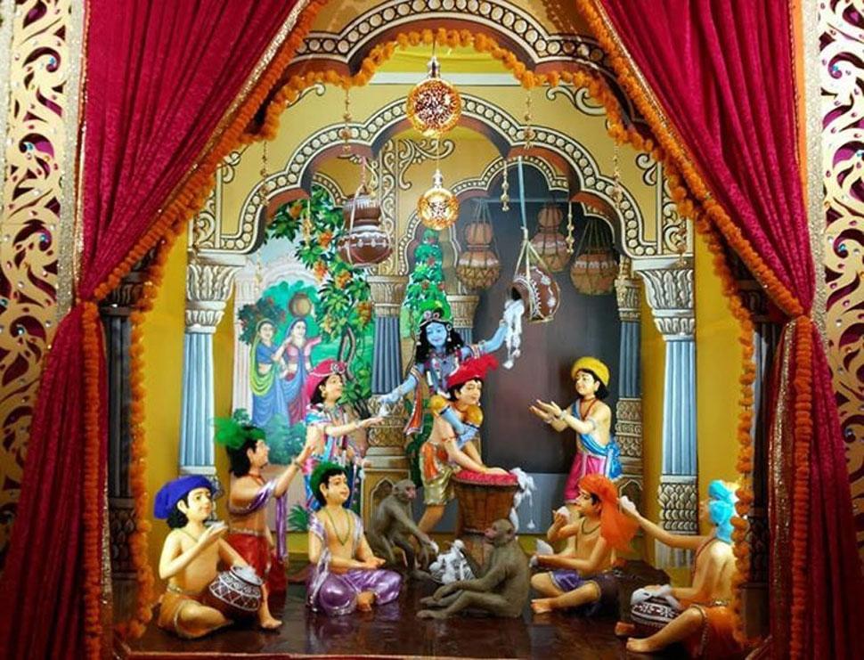 Krishna Janmashtami, Janmashtami, Janmashtami 2018