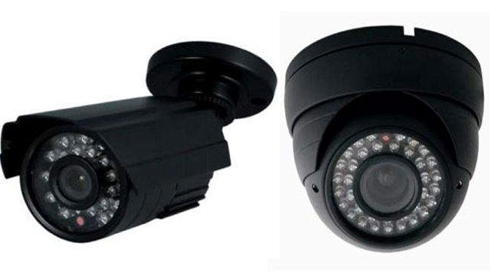 575 कैमरों के जरिए अलवर पुलिस अपराधियों पर कसेगी शिकंजा